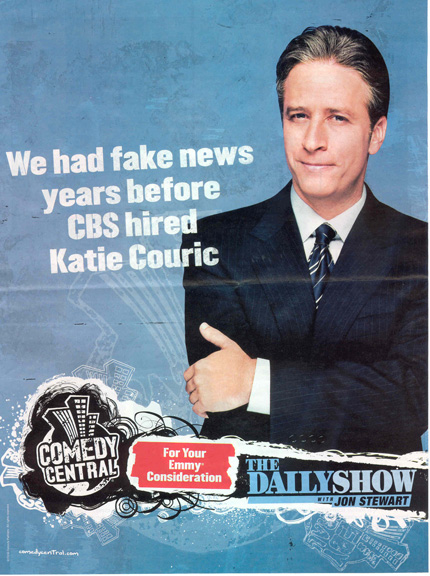 Daily Show Ad