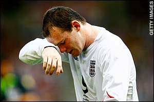 Wayne Rooney Failed