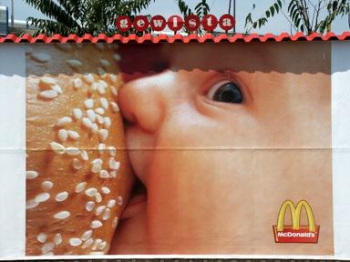 Baby McDonalds Ad