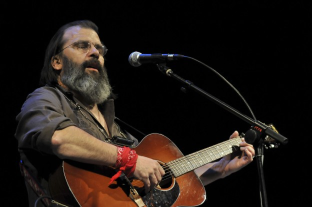 A Steve Earle Listening Day