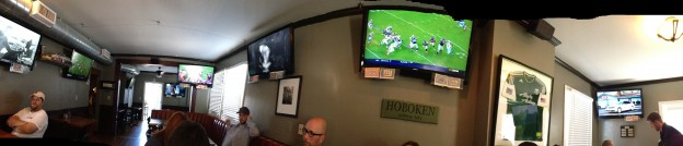 TVs and TVs at the Northwest Public House
