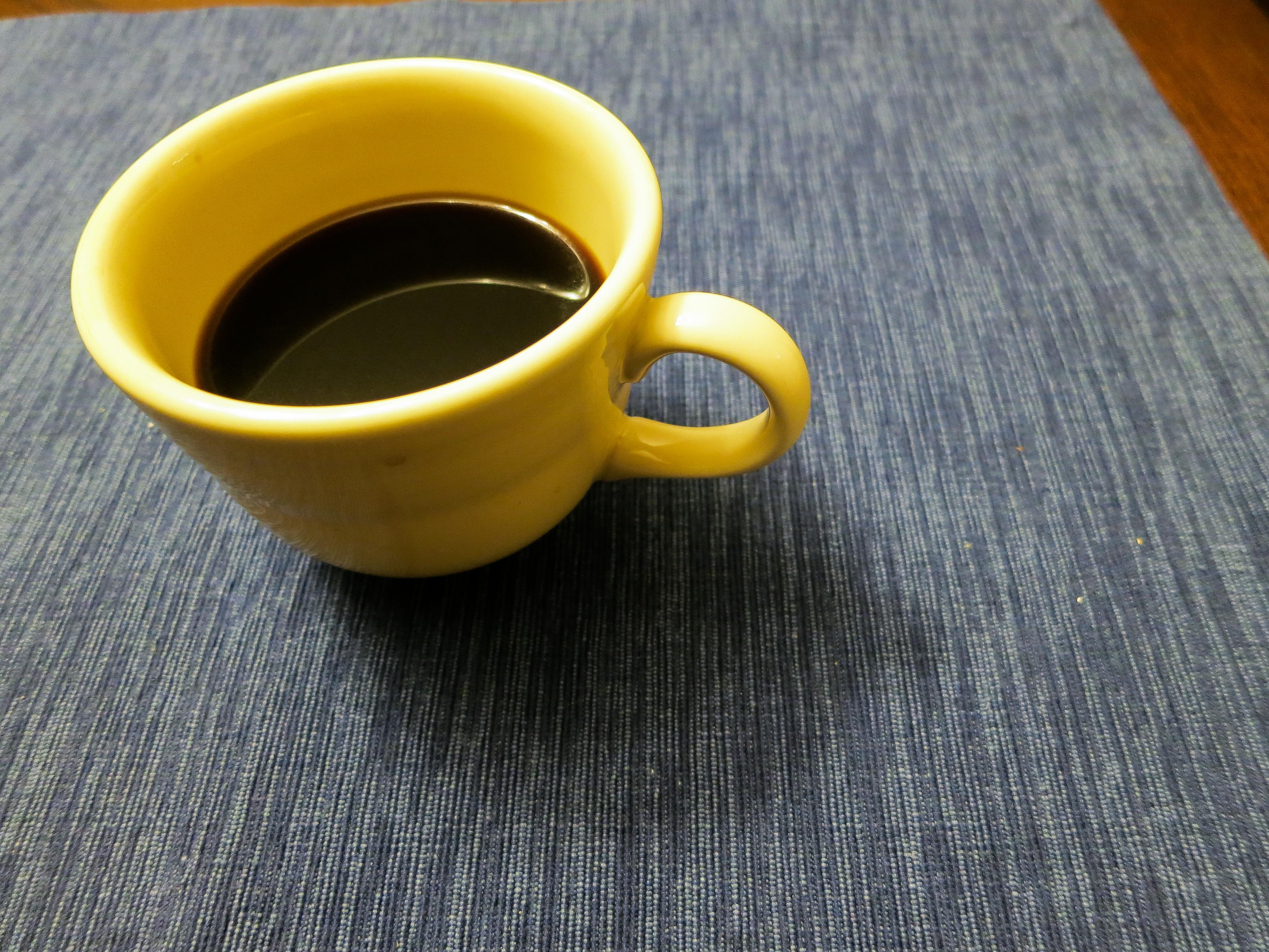 AeroPress and Gevalia Kaffee Espresso Roast
