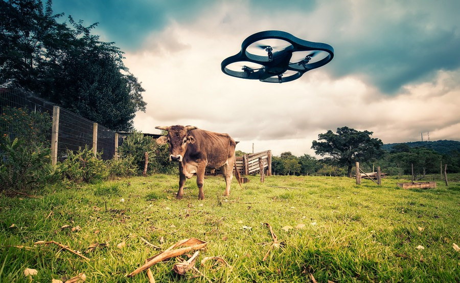 Amazon's petition for exemption to fly drones commercially